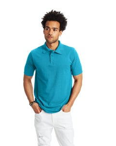 Hanes X-TEMP® Pique Polo Shirt - 055P