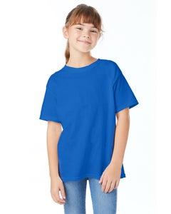 Hanes Youth ComfortSoft® T-Shirt - 5480