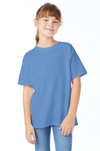 Hanes Essential-T Youth Short Sleeve T-shirt - 5480