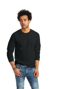 Hanes Authentic-T Long-Sleeve T-Shirt - 5586