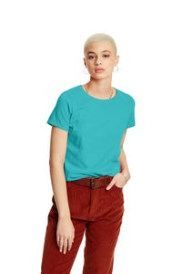 Hanes Essential-T Women's Short Sleeve T-shirt - 5680