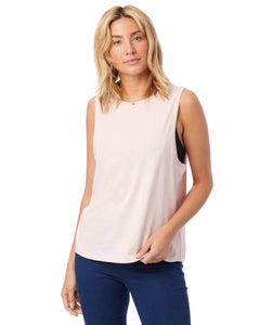 Alternative Heavy Wash Jersey Muscle Tank Top - 01016CG