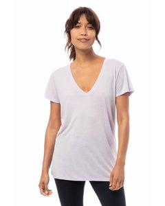 Alternative Slinky Jersey V-Neck T-Shirt - 02894B2