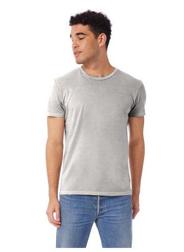 Alternative Heritage Garment Dyed Crew T-Shirt - 04162CV