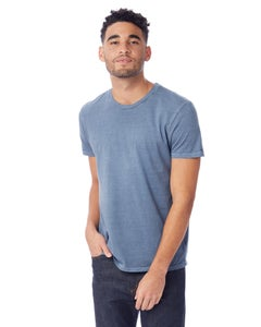 Alternative Heritage Garment Dyed Distressed T-Shirt - 04850CV