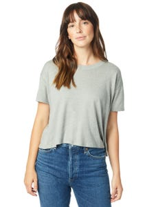 Alternative Headliner Vintage Jersey Cropped T-Shirt - 5114BP