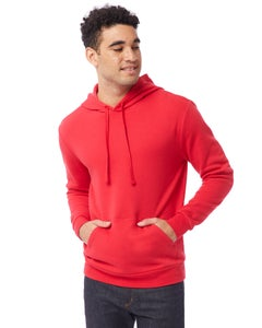 Alternative Eco-Cozy Fleece Pullover Hoodie-08804PF