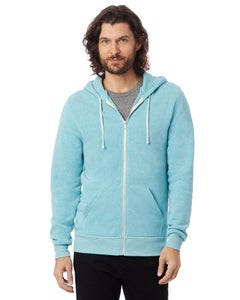 Alternative Rocky Eco-Fleece Zip Hoodie - 09590F2