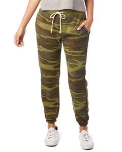 Alternative Classic Printed Eco-Fleece Sweatpants - 09902FB