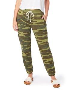 Alternative Classic Printed Eco-Fleece Sweatpants - 9902FB