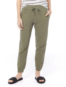 Alternative Women's Washed Terry Classic Sweatpant - 9902ZT