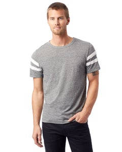 Alternative Eco-Jersey Football T-Shirt - 12150E1