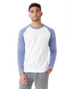 Alternative Champ Color-Block Eco-Fleece Sweatshirt - 32022F2