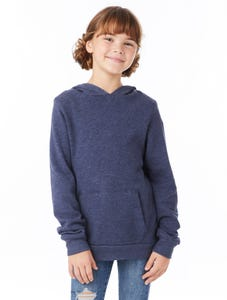 Alternative Challenger Fleece Pullover Youth Hoodie - K9595GF